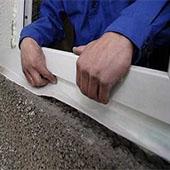 Гидроизоляция стыков бетонного колодца