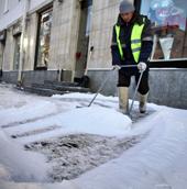 Снег уборка с крыш стоимость